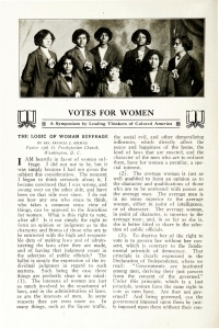Votes for Women_Crisis 1915 cover