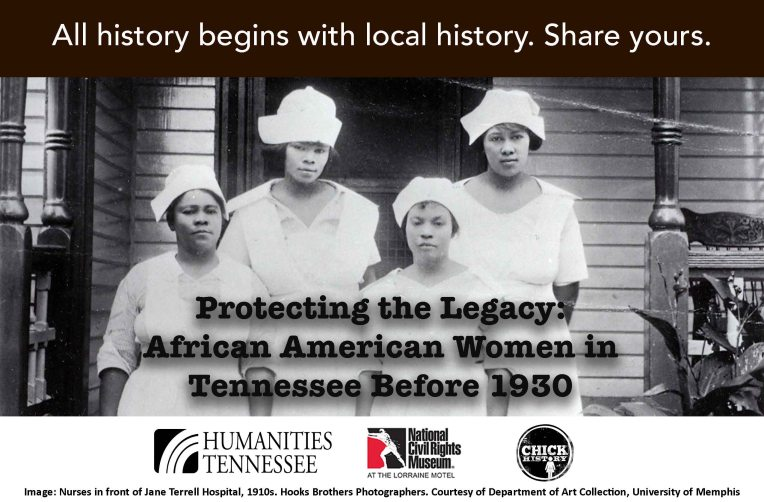 Protect the Legacy - NCRM event banner